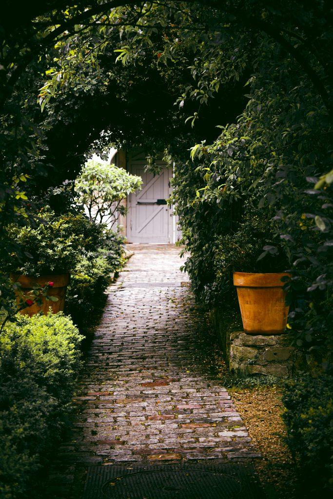 Een mooie tuin